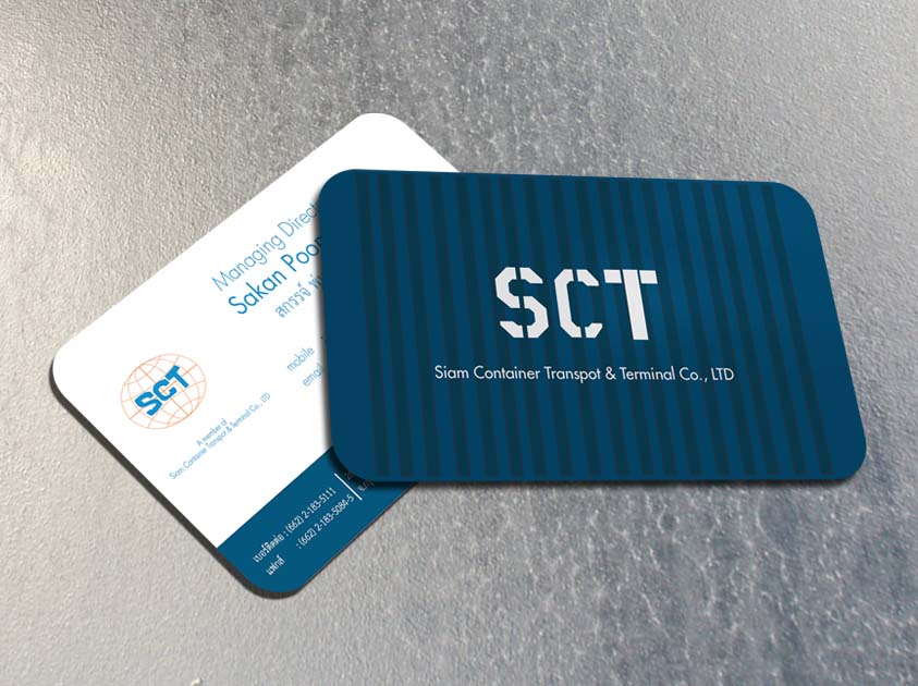 Name card siam container transport name card colourmoves